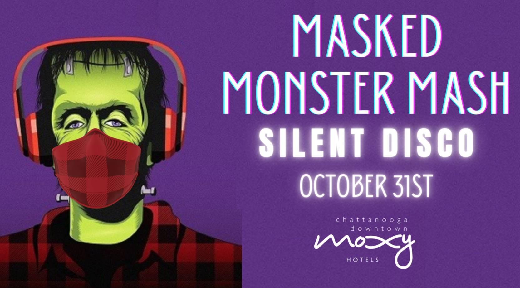 Masked Monster Mash Silent Disco