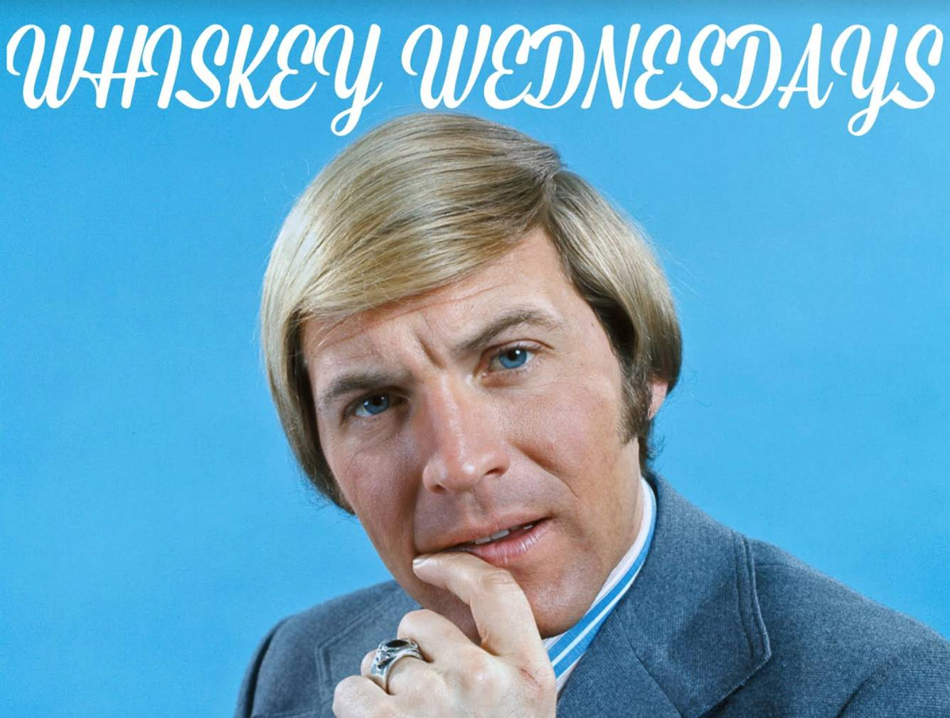 Whiskey Wednesday Live & Happy Hour (til 7pm)