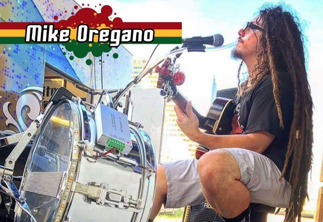 Live Music w/ Mike Oregano