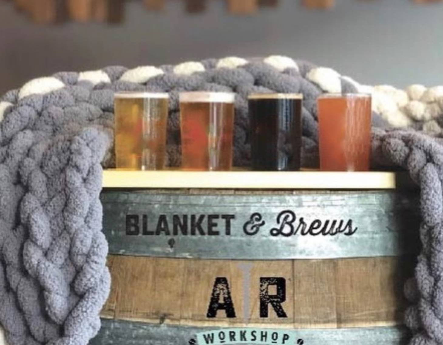 Blankets and Brews