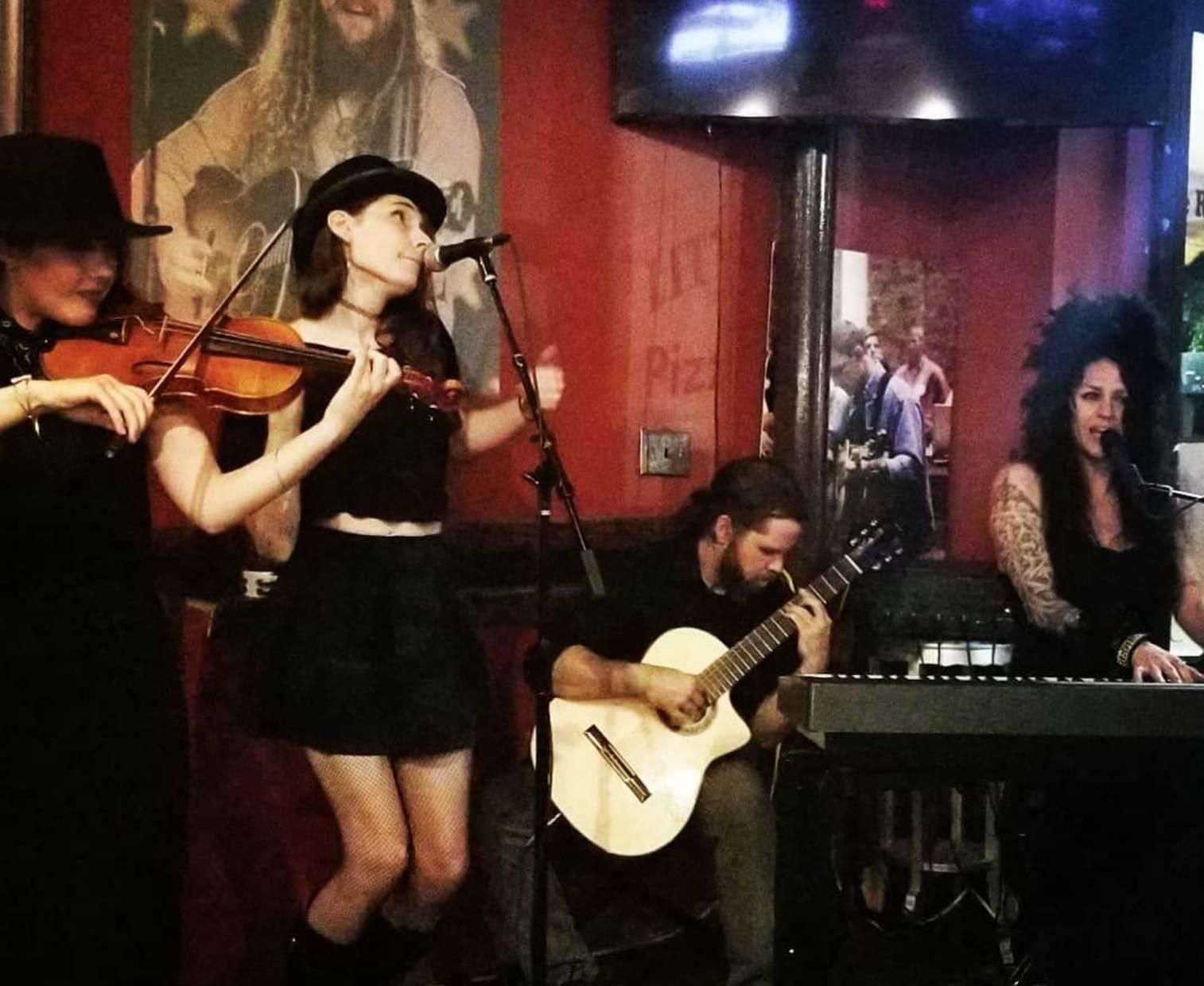 Live Music w/ Murder of Jane Crow