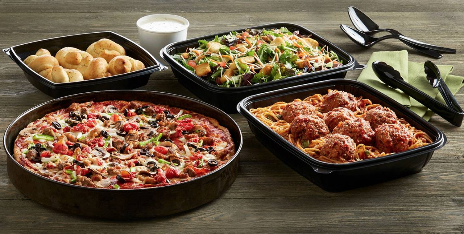 Half Off Pizza, Take Home Meals & more
