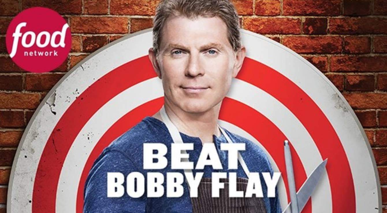 "Chef Charlie Loomis on Food Network's ""Beat Bobby Flay"""
