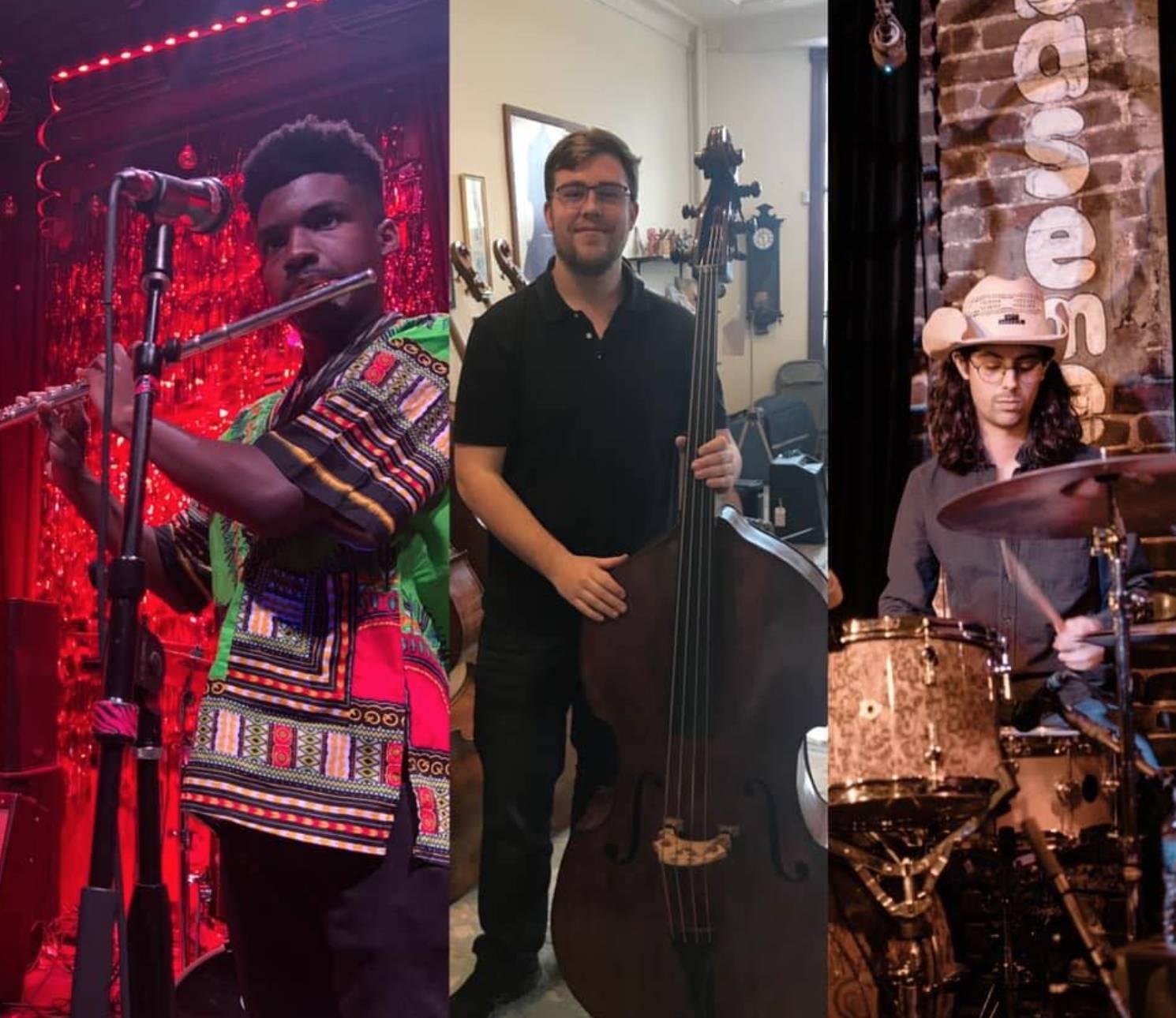 Live Music w/ Bernell Jones Trio