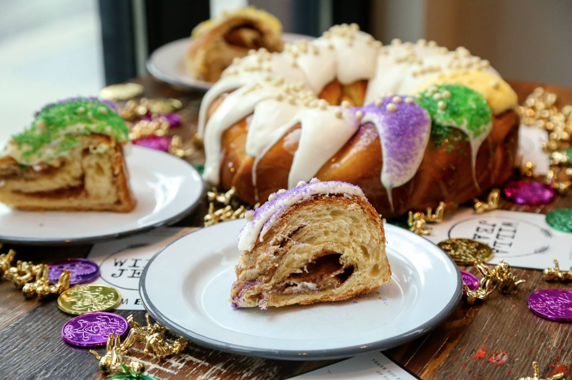 Fat Tuesday King Cake Beer Pairing & Flight