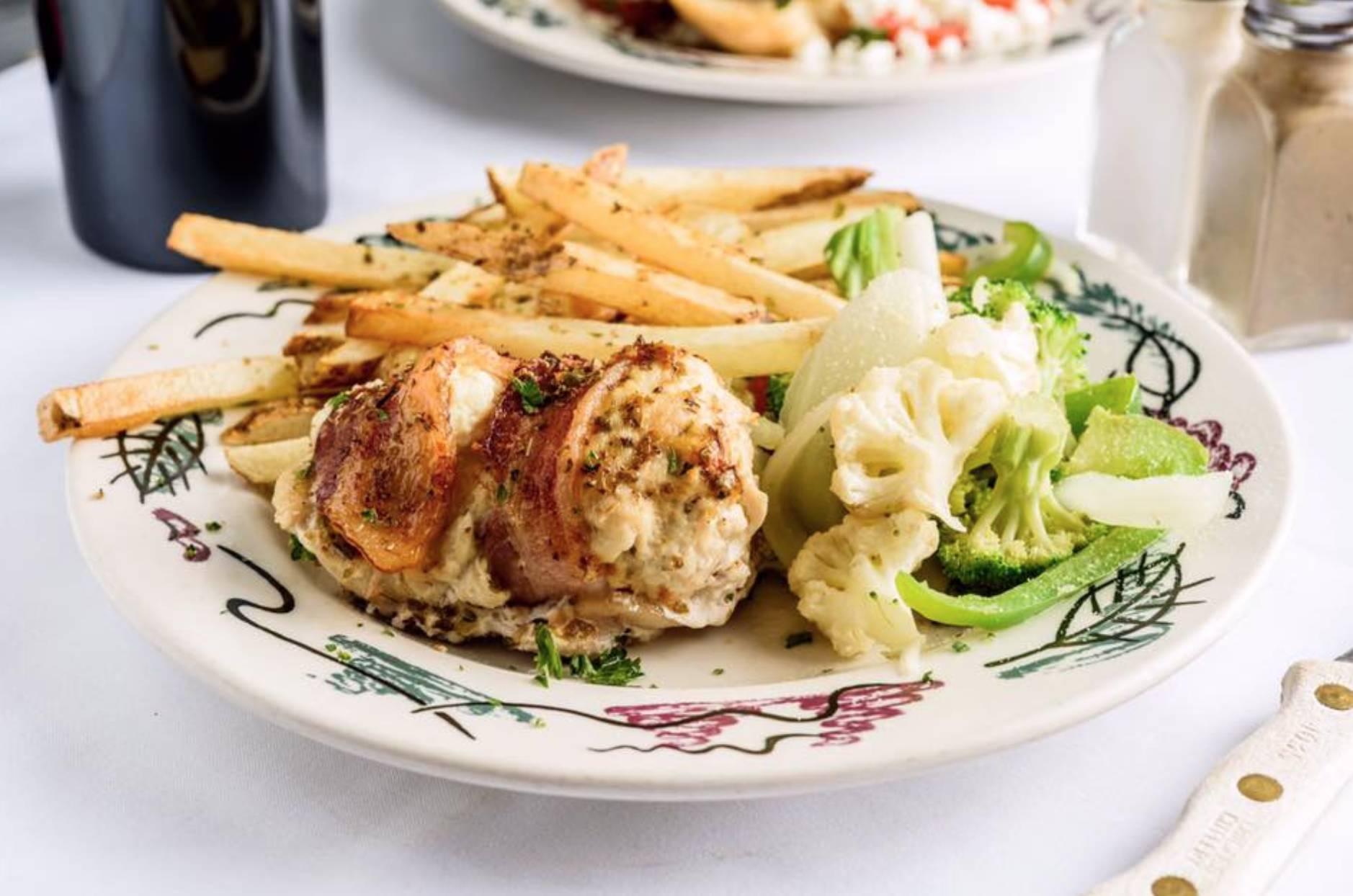 Tuesday Special: Chicken Ruzicka