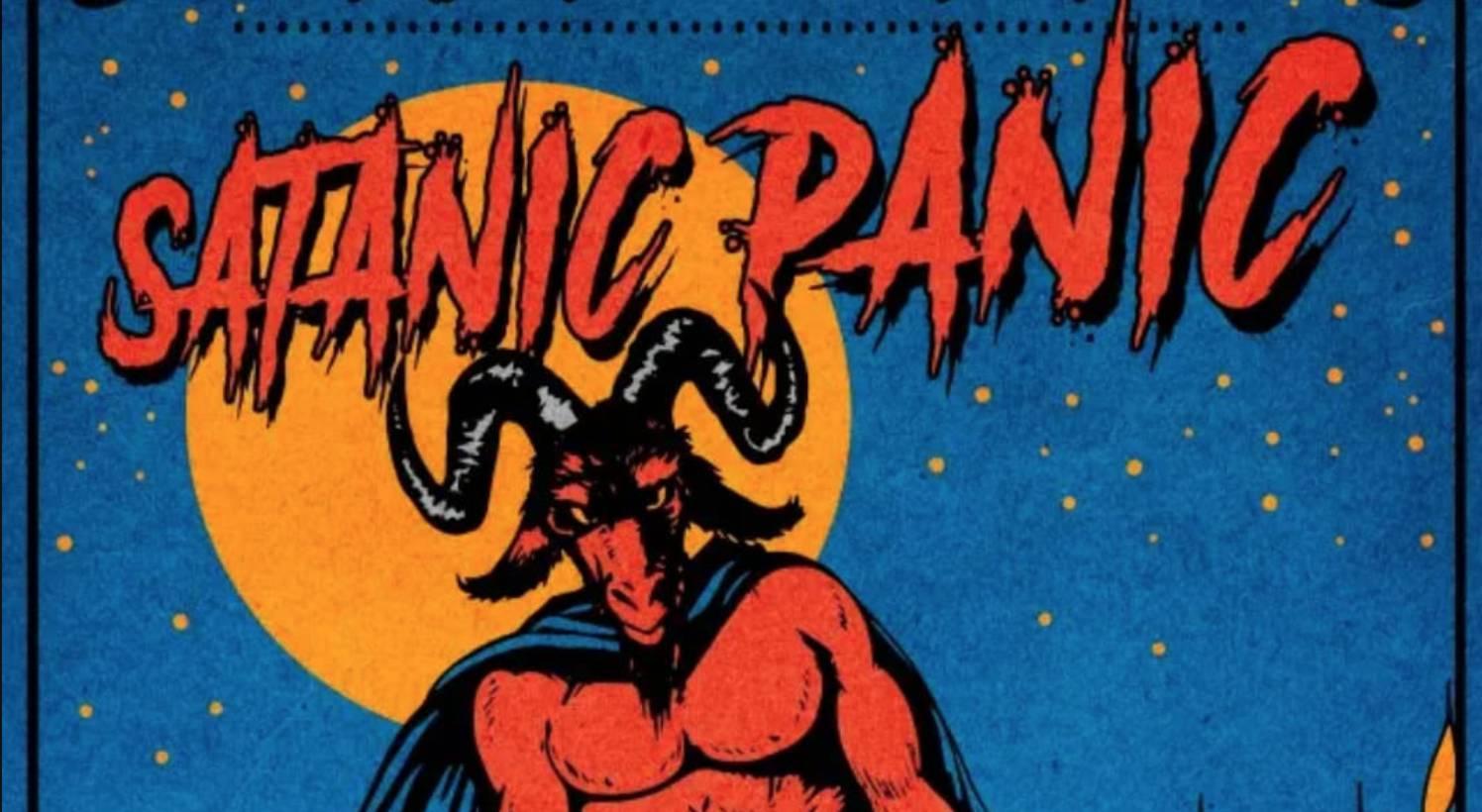 Public 80's Satanic Panic Halloween Party