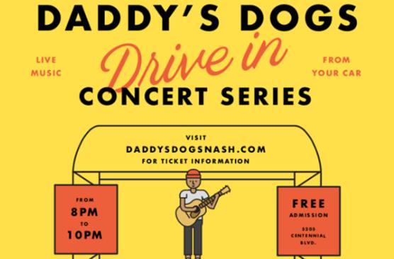5 Day Drive In Concert Series