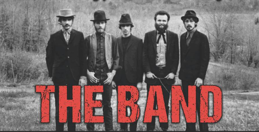 The Maverick Lounge presents The Band