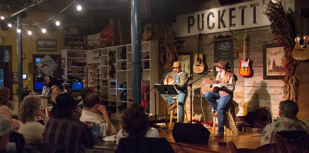 Puckett's Hitmakers Series