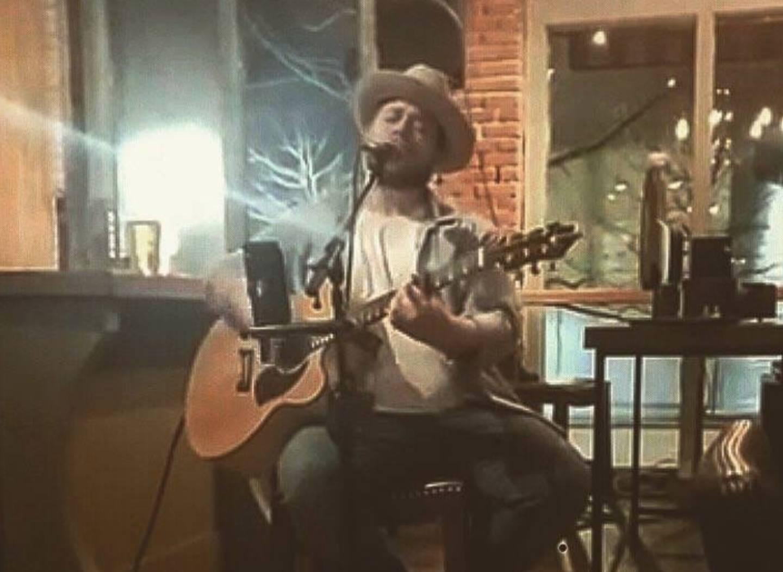 Live Music w/ Stephen Busie