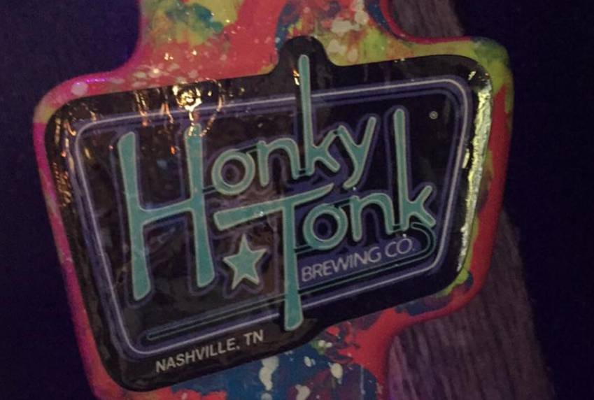 Honky Tonk Brewing Tap Takeover