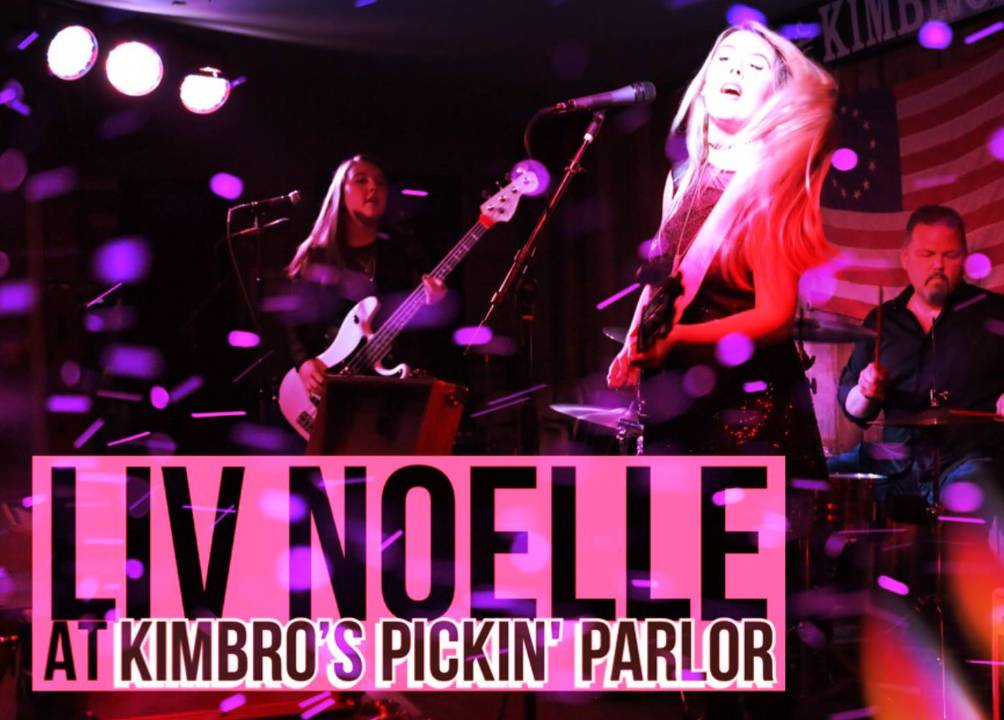 Liv Noelle at Kimbro's Pickin' Parlor