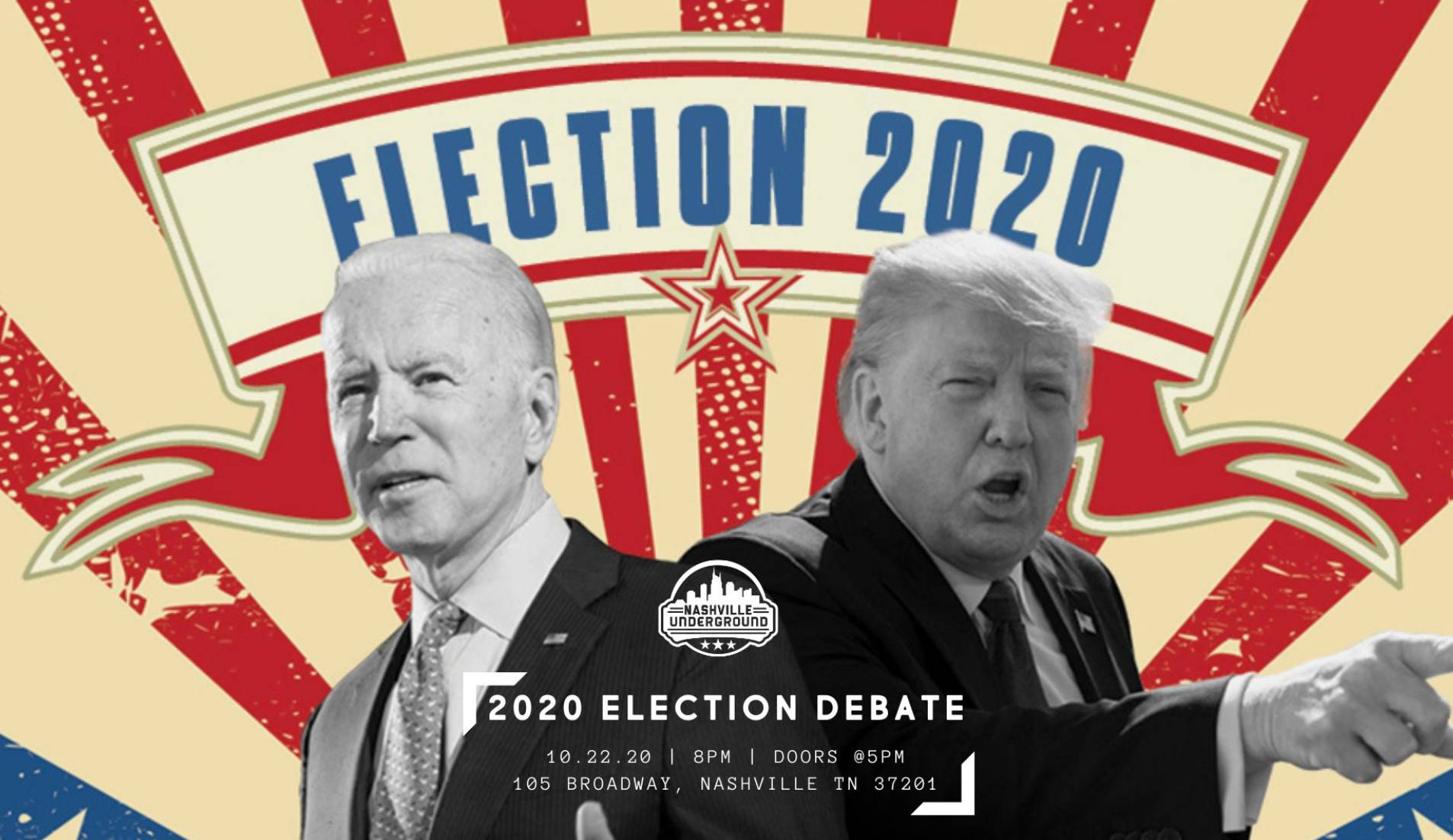 2020 Election Debate Watch Party