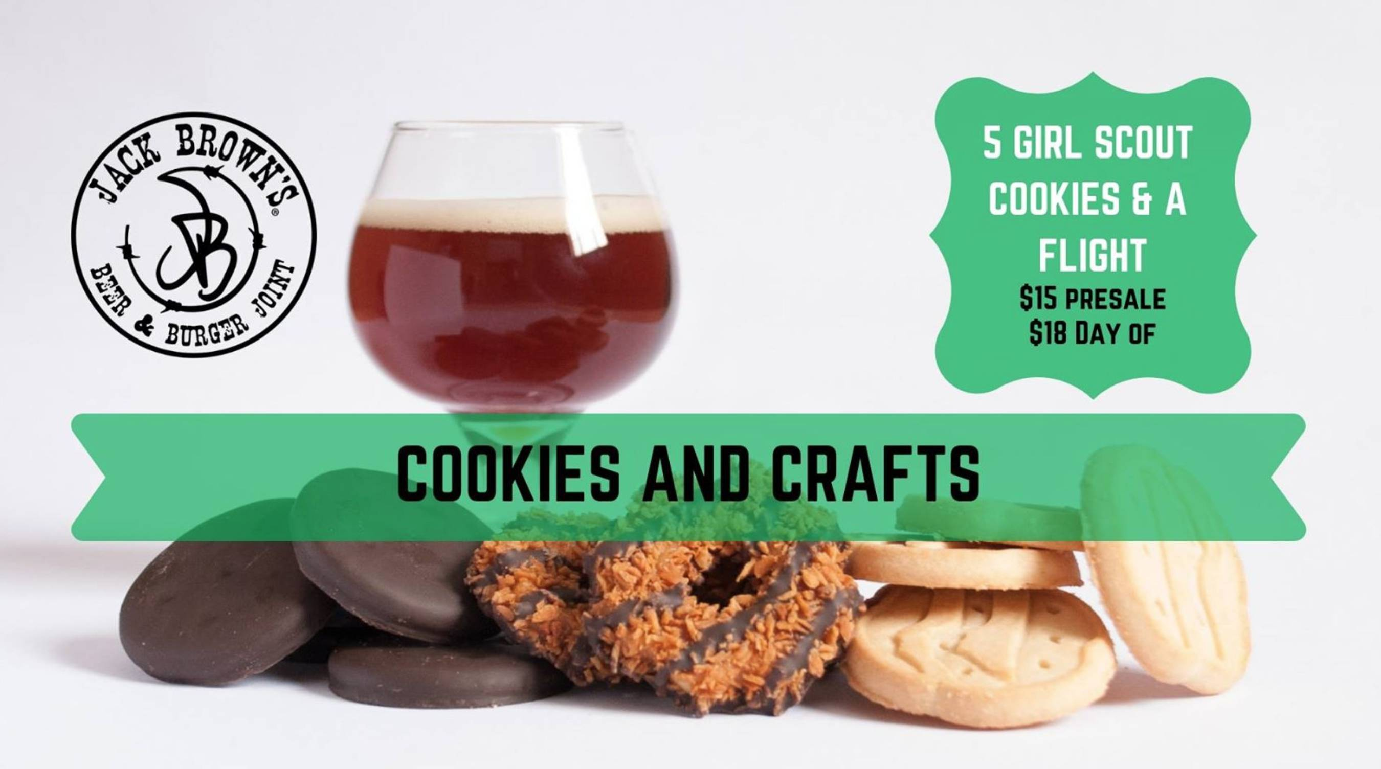 Cookies and Crafts!