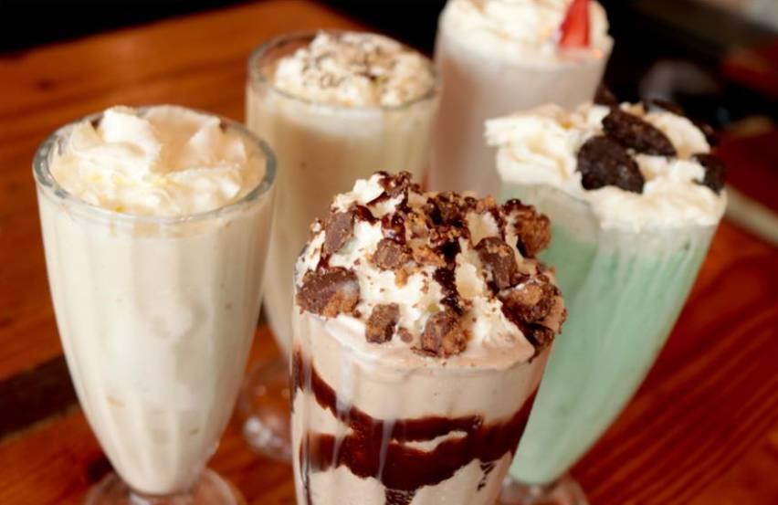 $5 Milkshake Fridays
