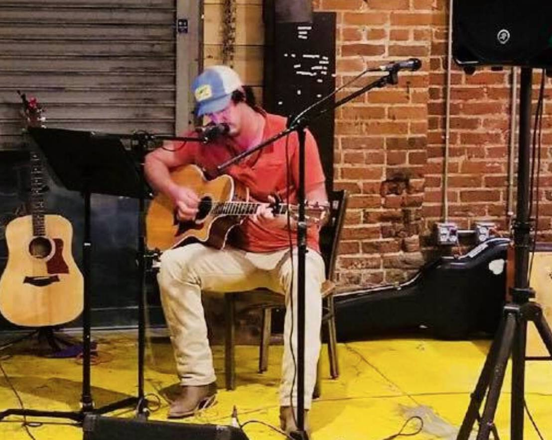 Live Music w/ Wilbur Jones