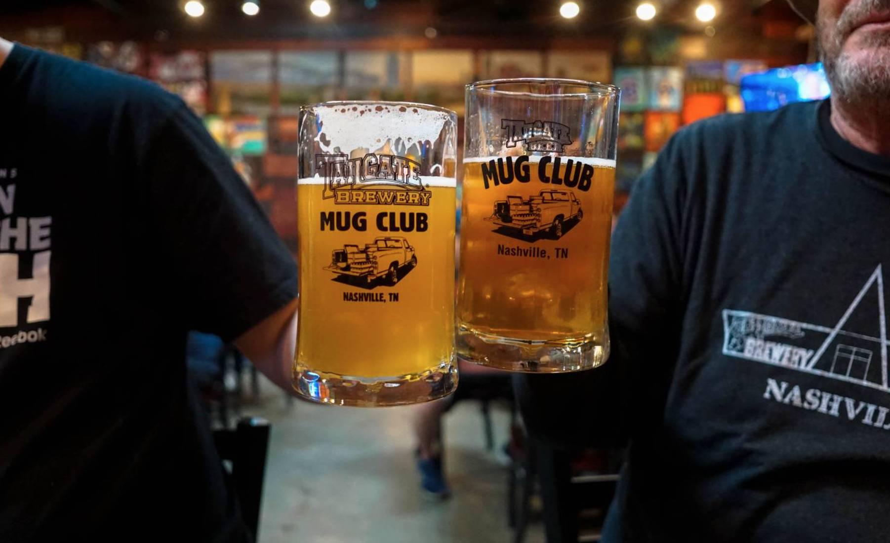 Mug Club Day 🍺
