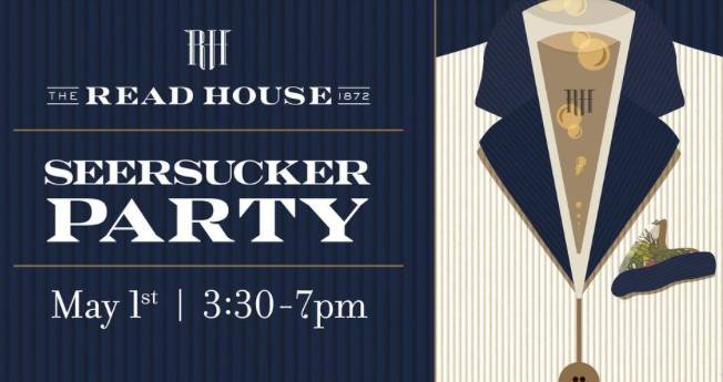 Seersucker Party