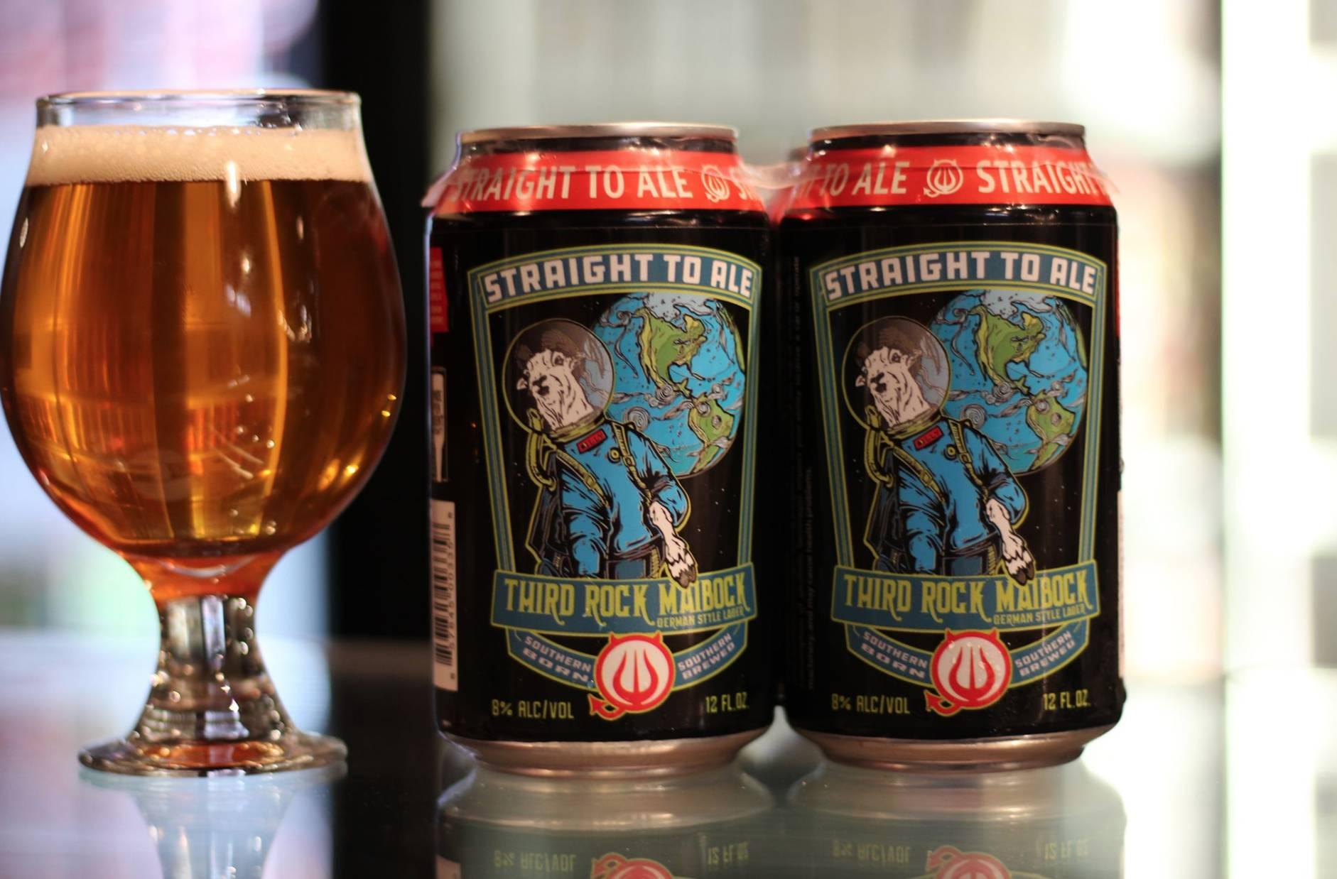 Third Rock Maibock Beer Release