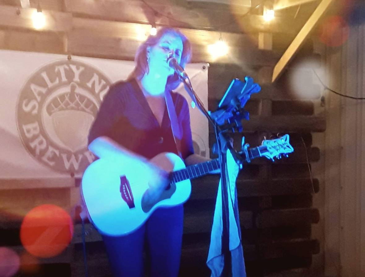 Live Music w/ April Pendergrass