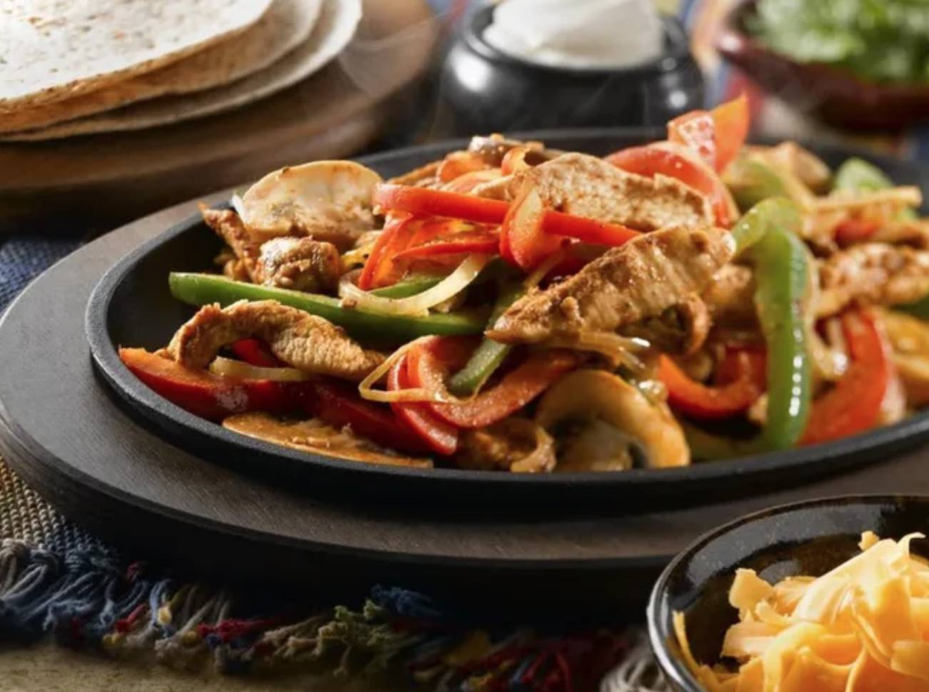 Wednesday Special: Fajita Deluxe