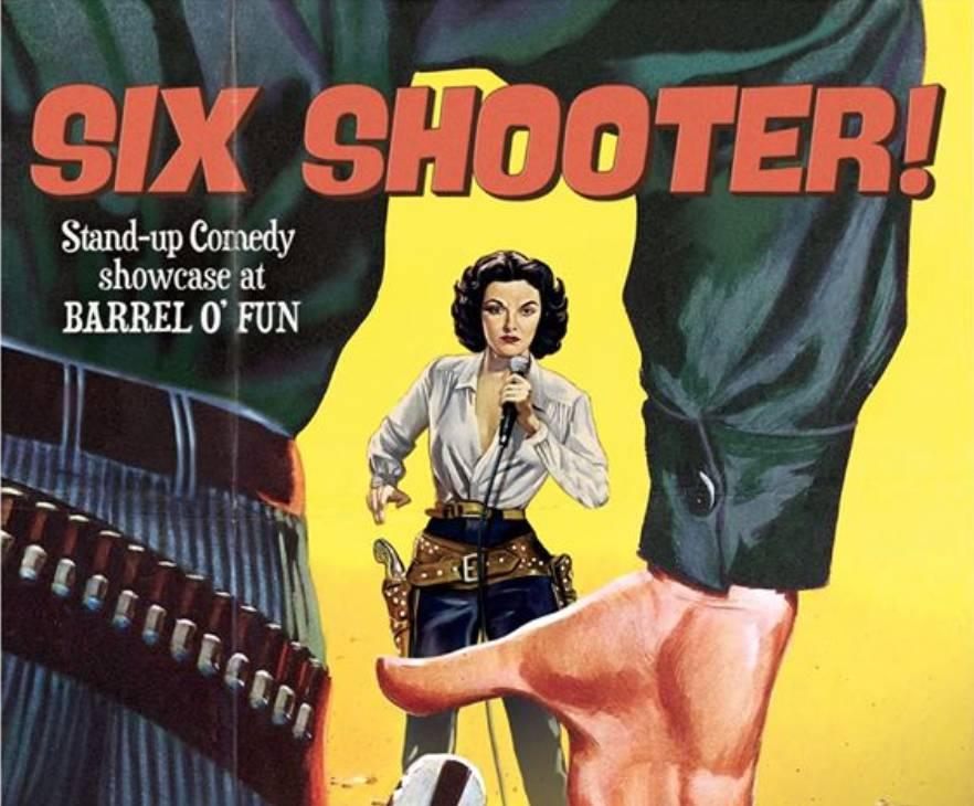 Six Shooter Presents Brian Gaar