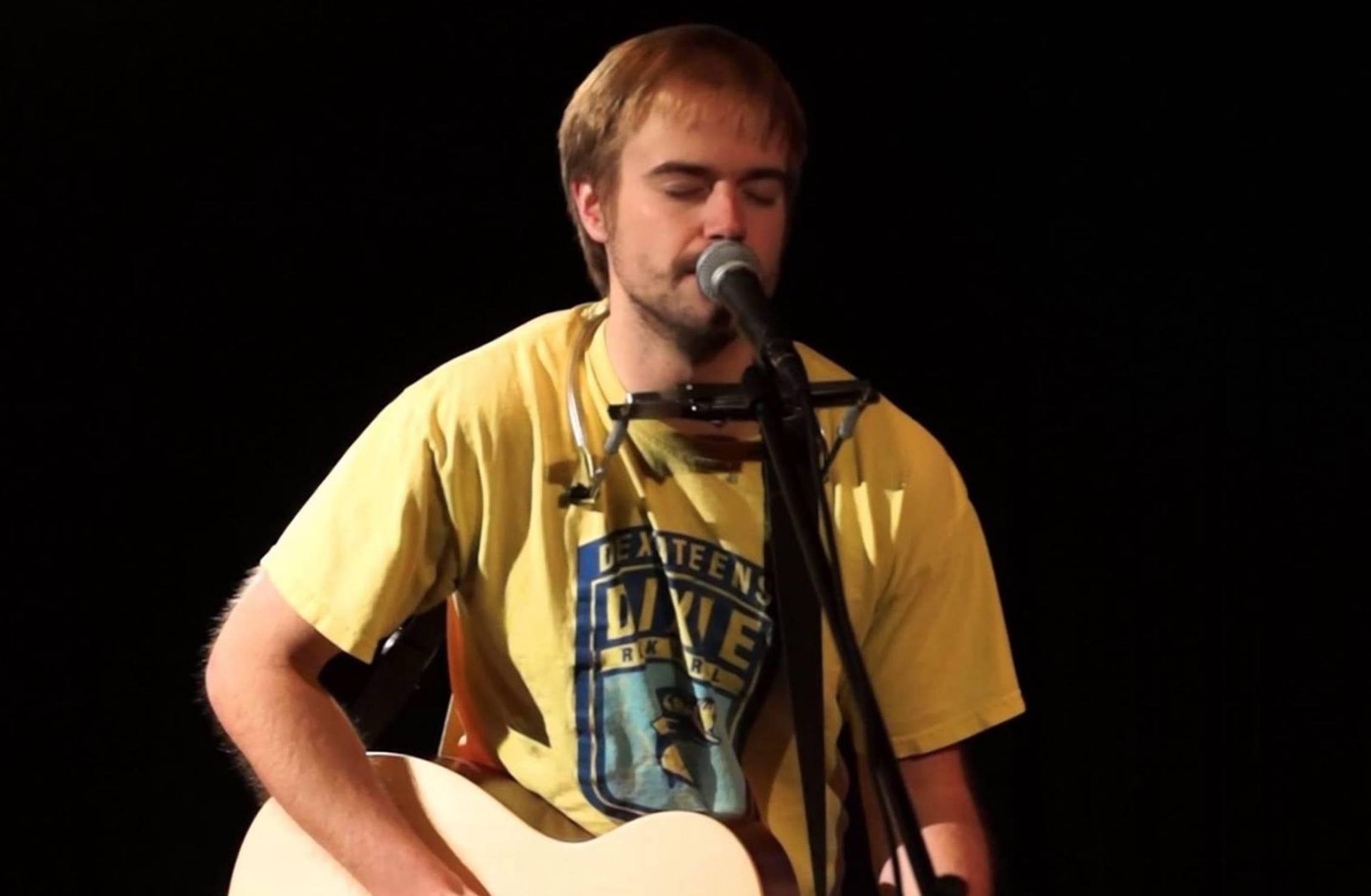 Live Music w/ Webb Barringer