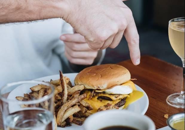 Burger Up Brunch