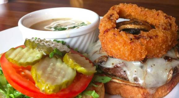 $10 Burger & Beer Day