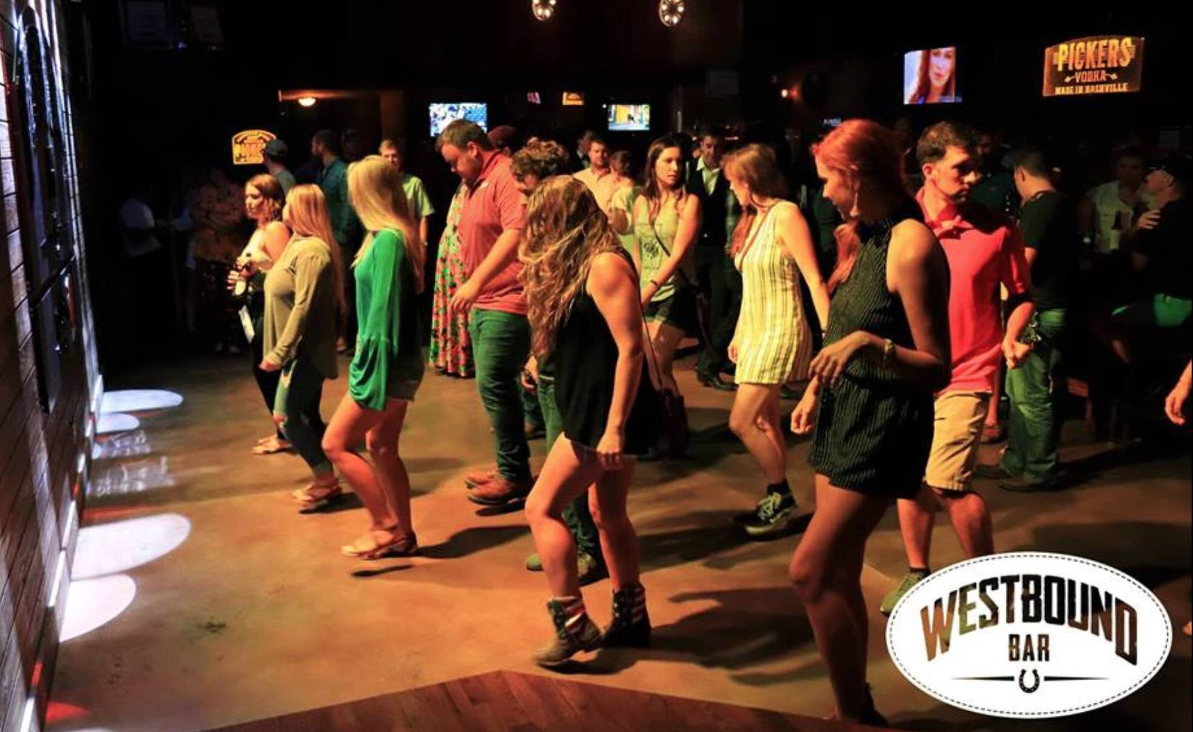 Line Dancing Classes & Country Dance Party