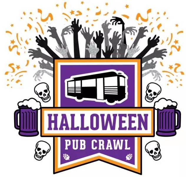 Halloween Contest Crawl/Block Party