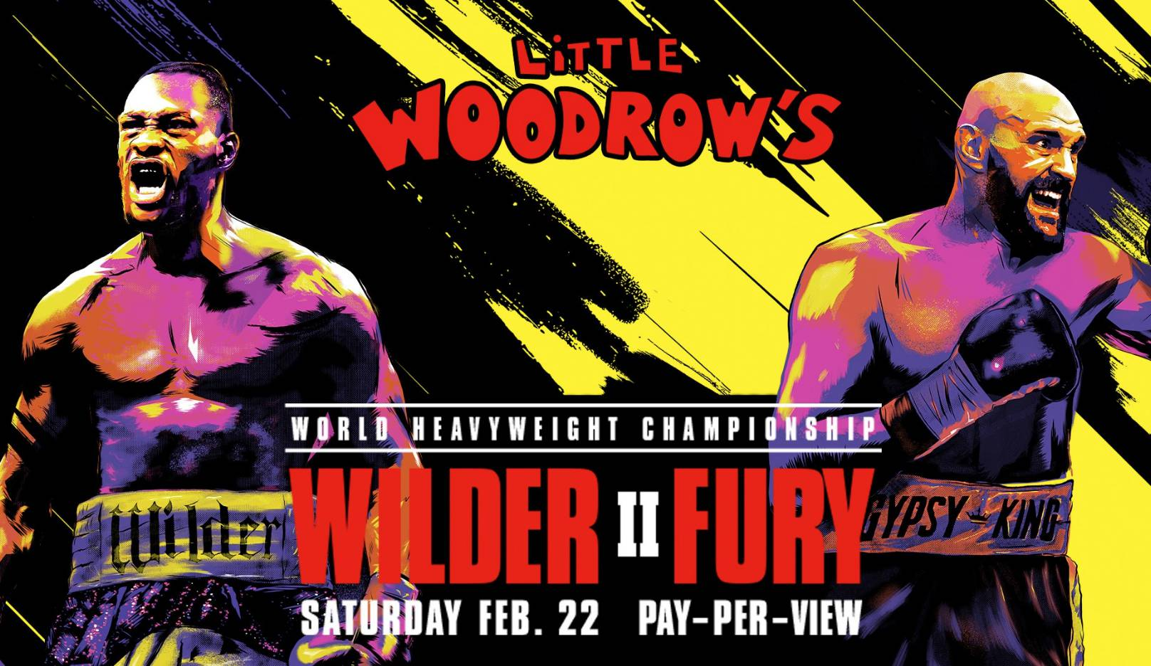Wilder Vs Fury Boxing Match