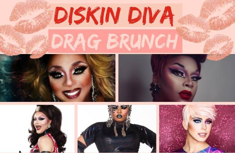 Diskin Diva Drag Brunch