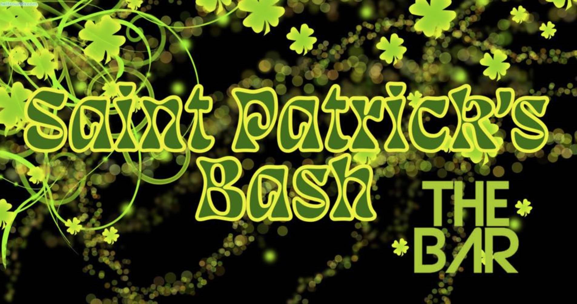 Saint Patrick's Bash