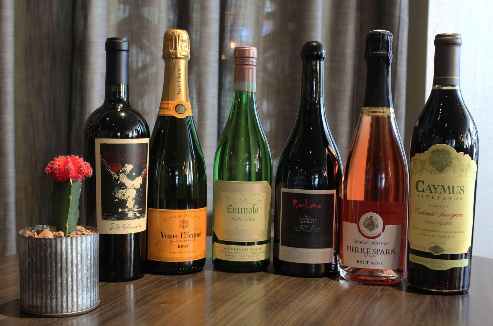 HALF Off Wine Bottles