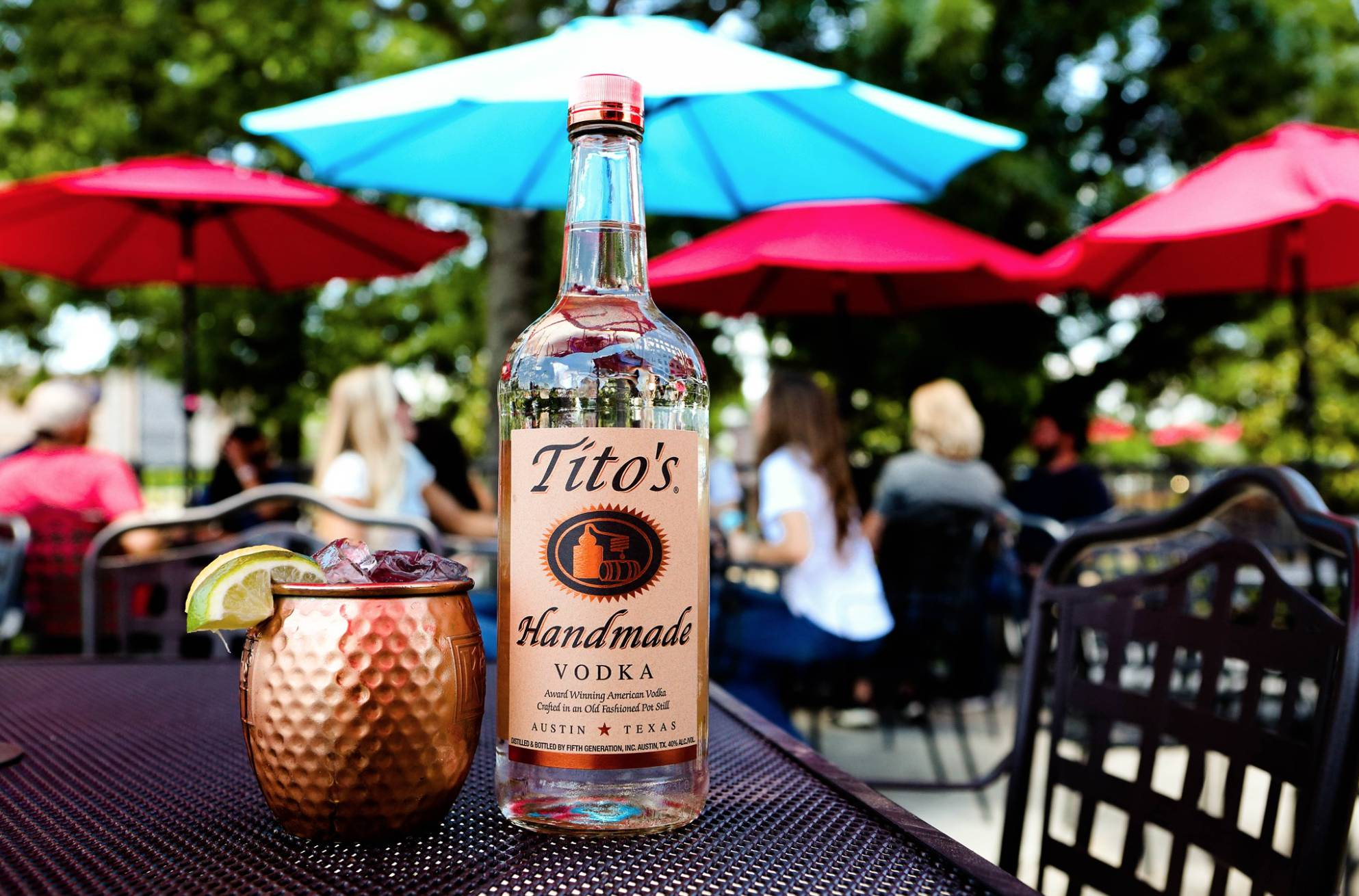 Tito's Thursday & Happy Hour (3-6)
