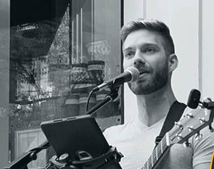 Live Music w/ Garrett Zollar
