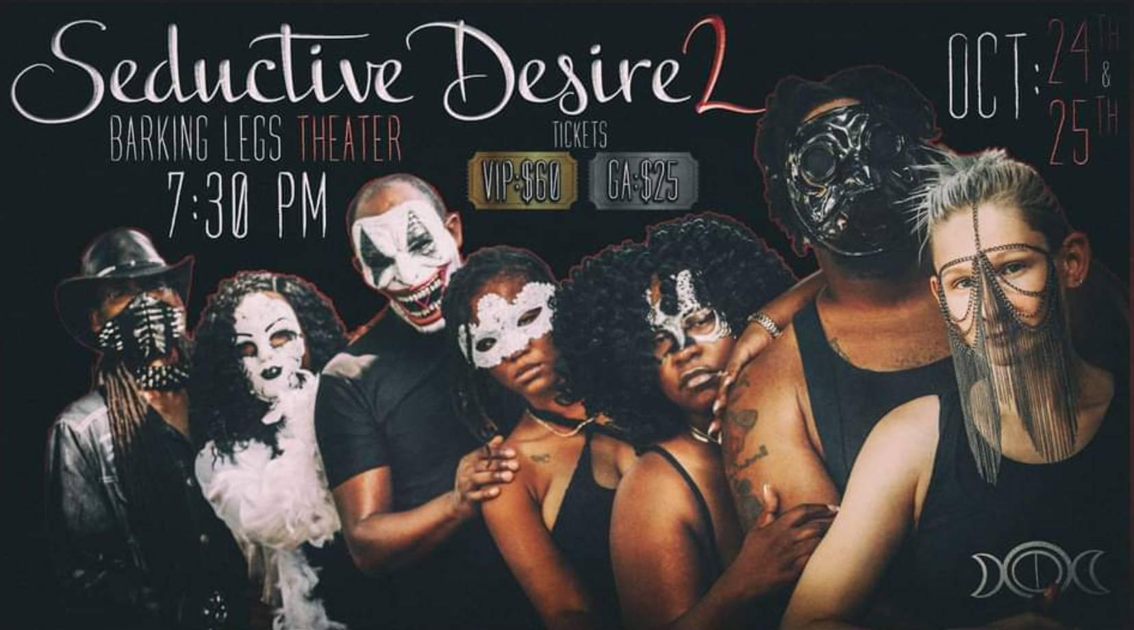Seductive Desire (part 2)