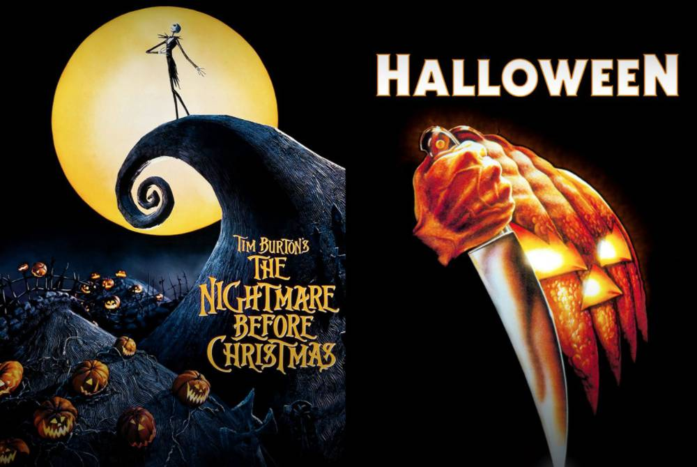 Nightmare Before Christmas & Halloween