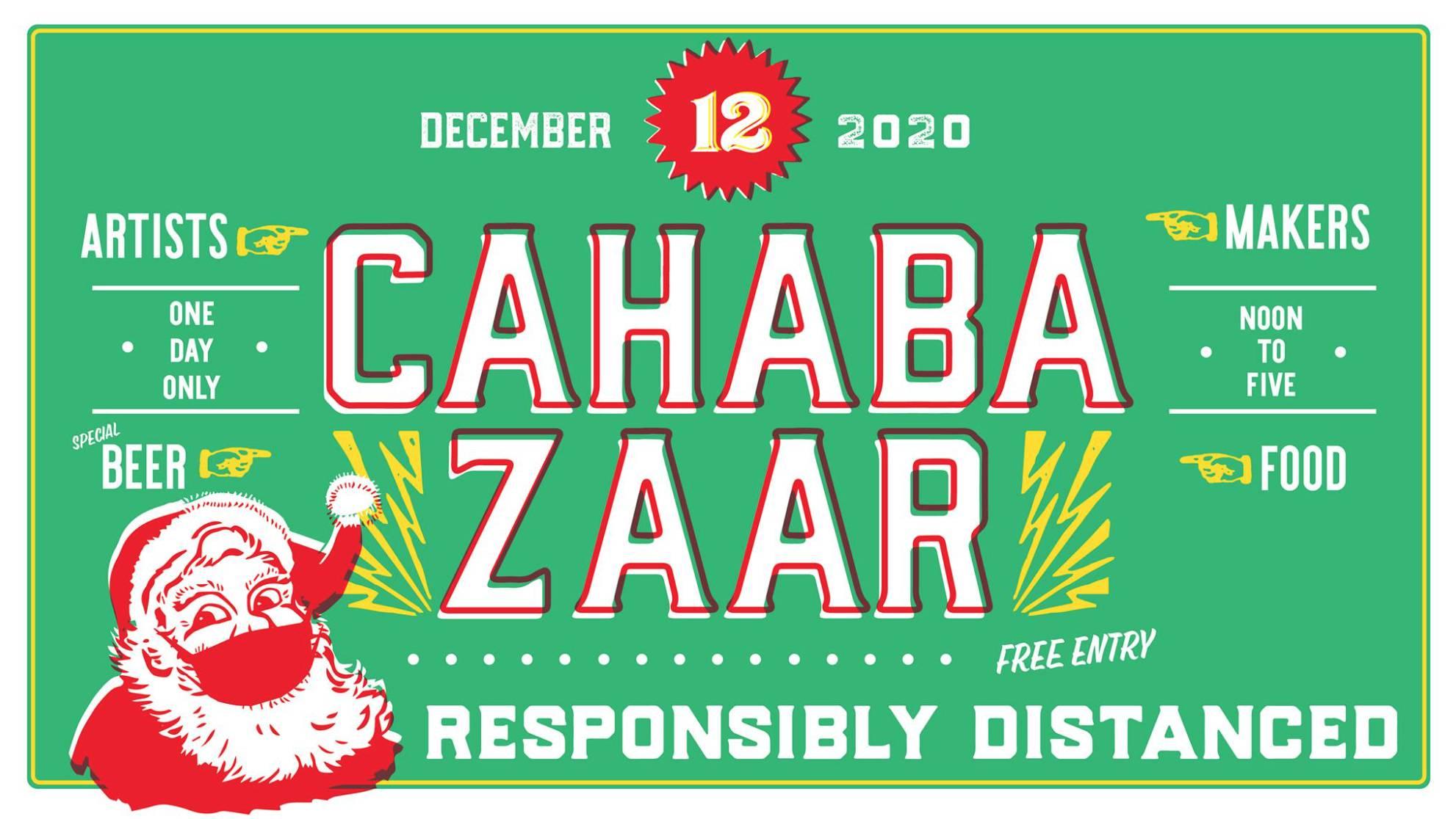 CahaBAZAAR Holiday Market