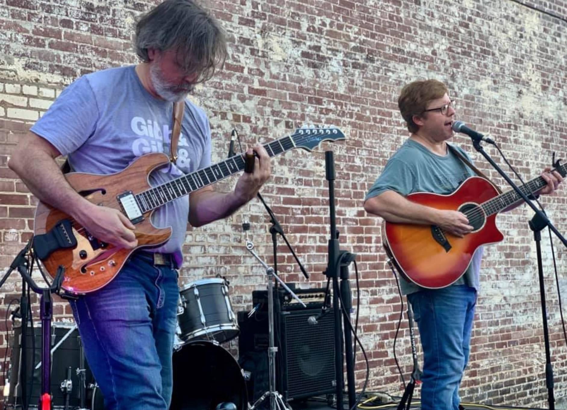 Live Music w/ Hannaward Pass Duo