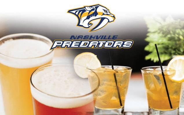 Predators Game Day Specials