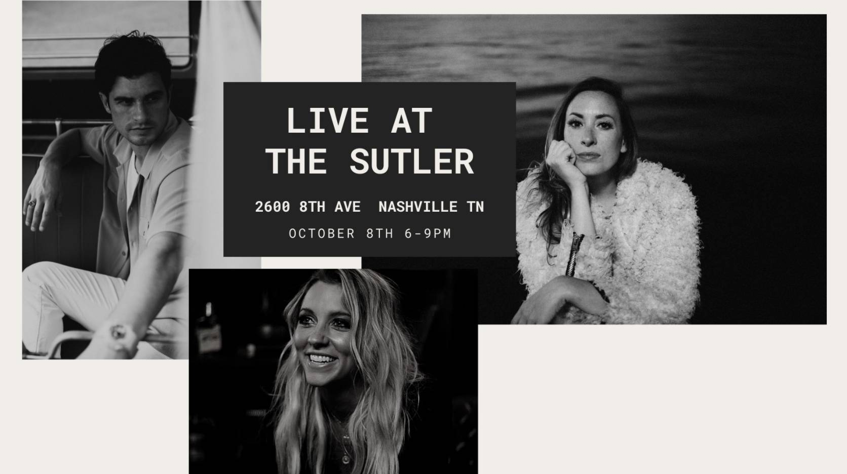 Live Music w/ Sadie Campbell & more