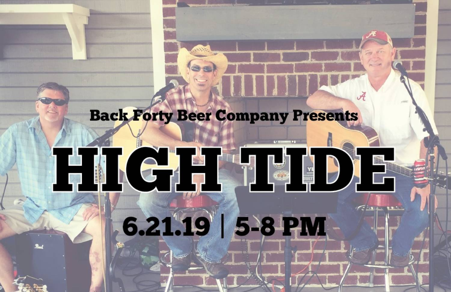 Live Music w/ High Tide