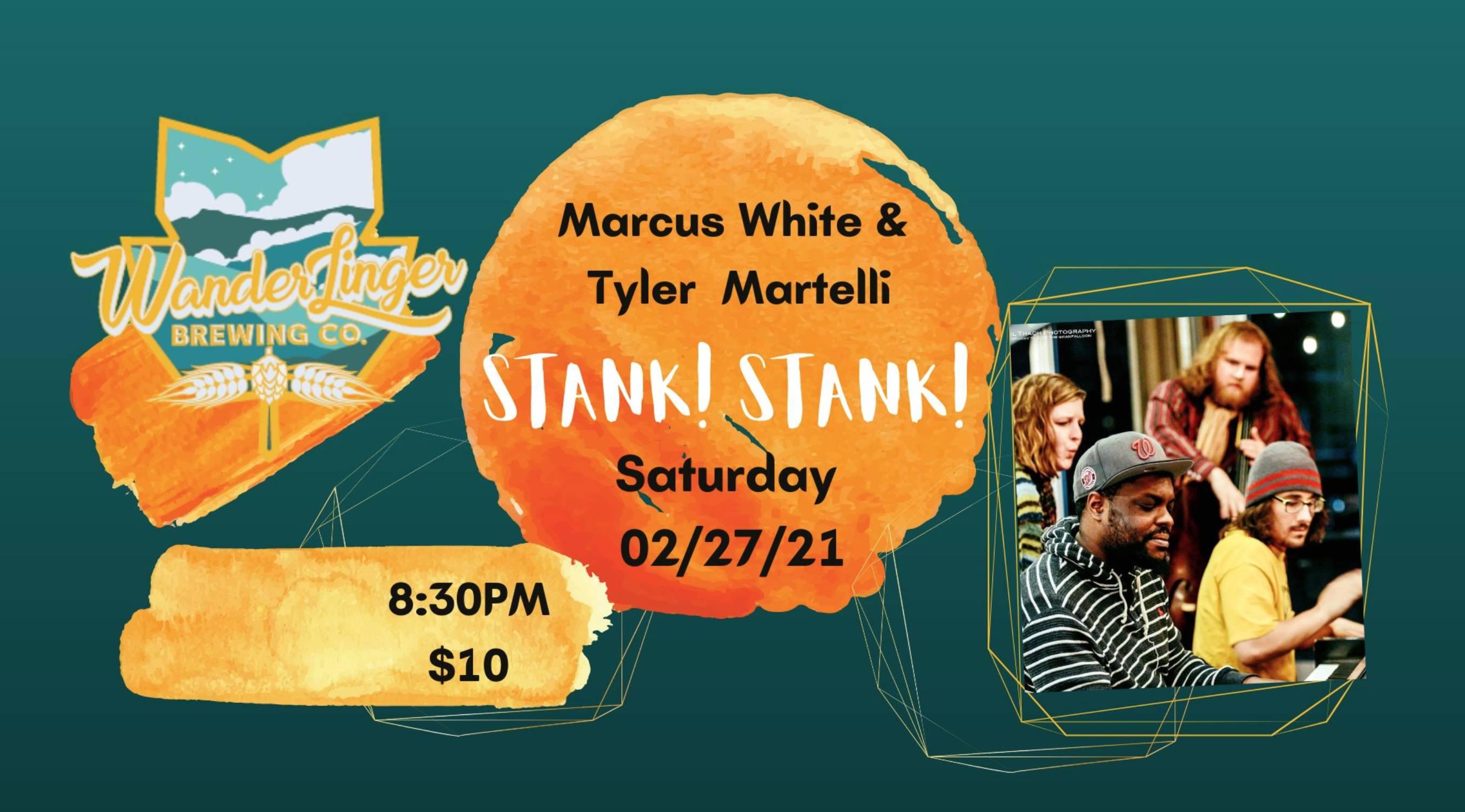 Live Music w/ Stank Stank!