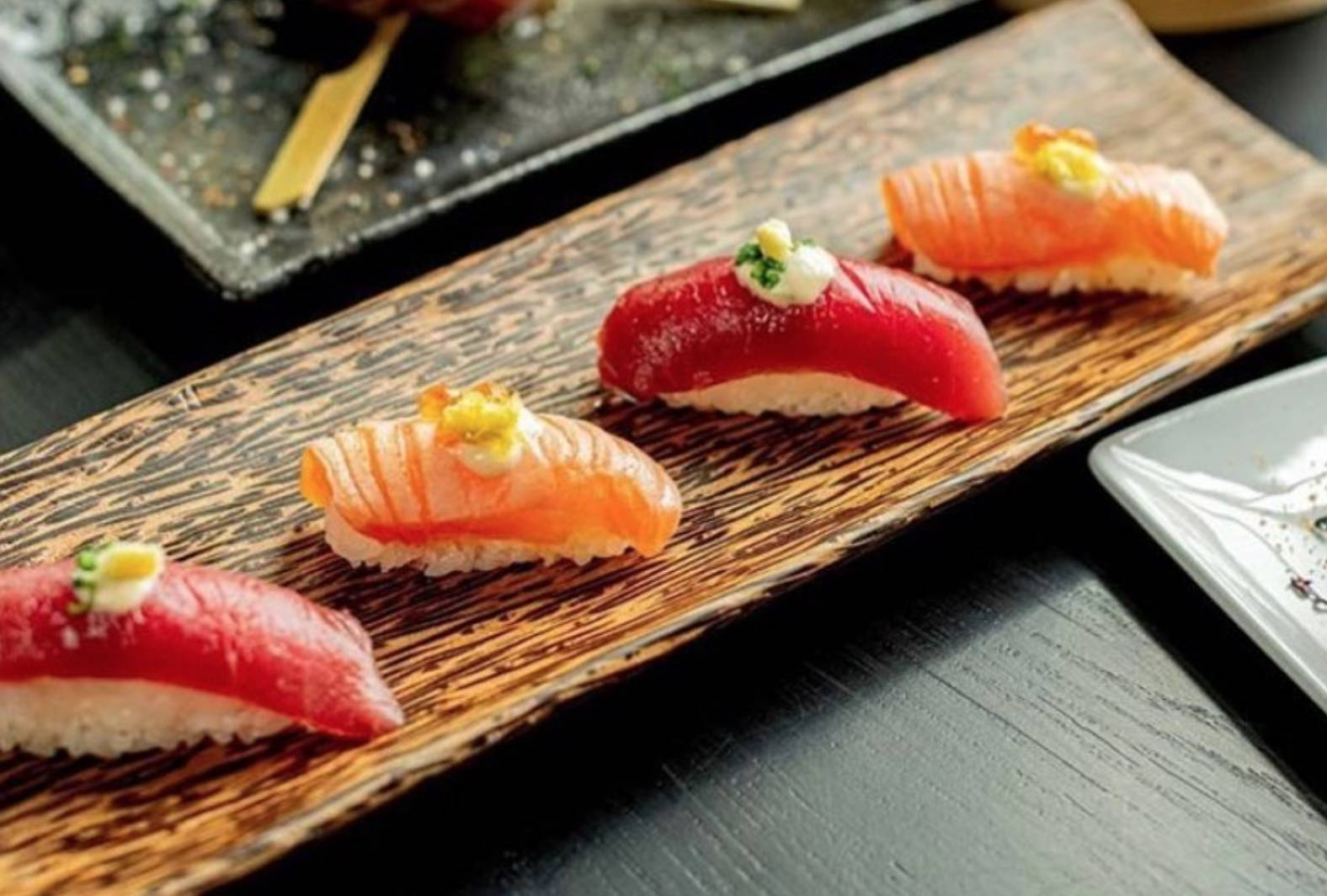 Half Off Sushi Rolls 🍣🥢