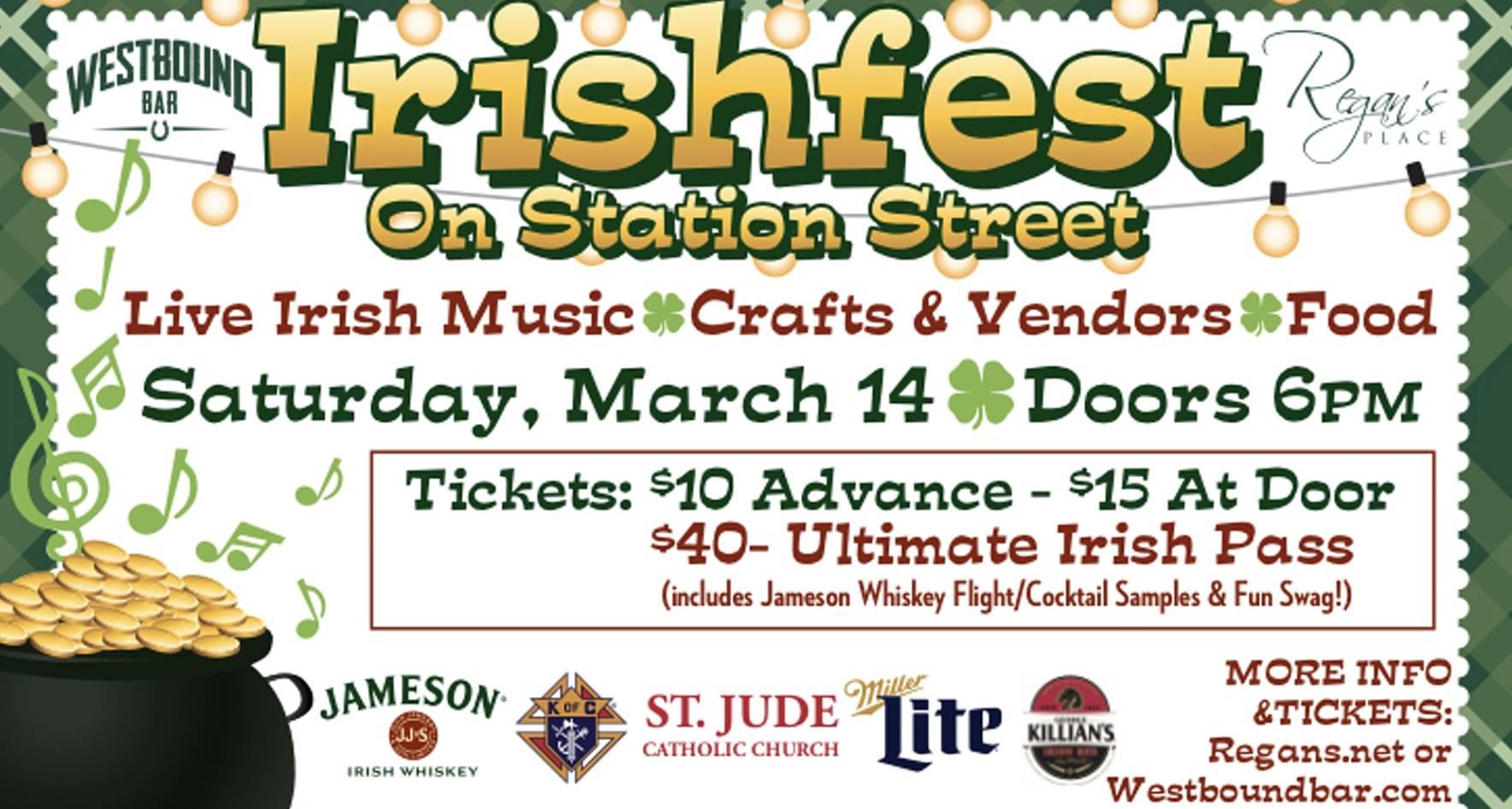 Irishfest on Station Street