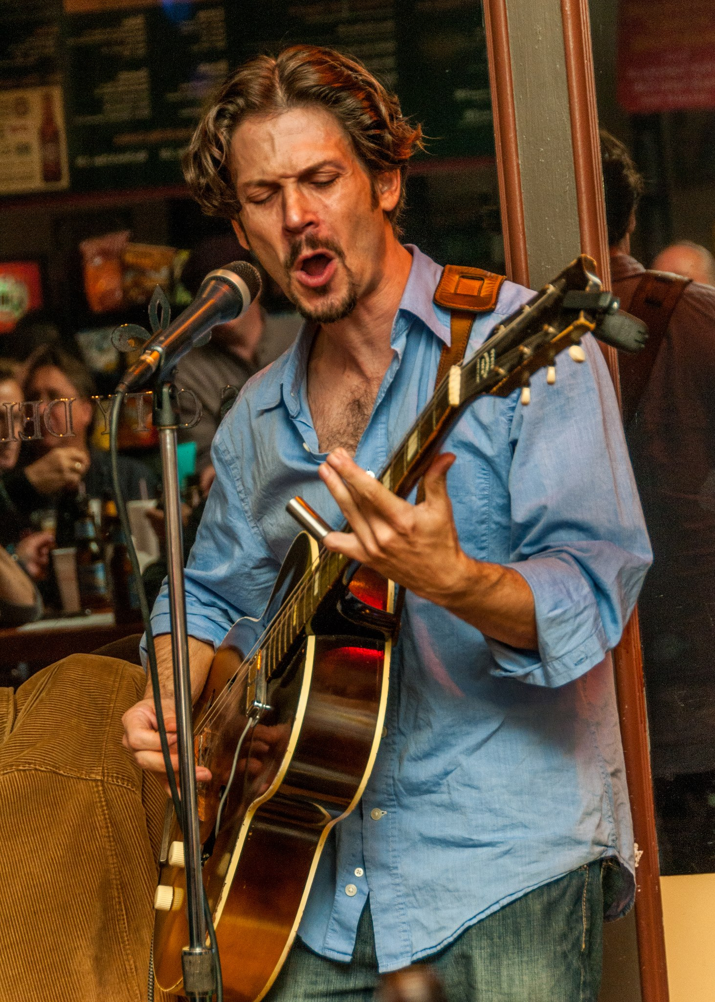 Live Music w/ Chris Ruest Band
