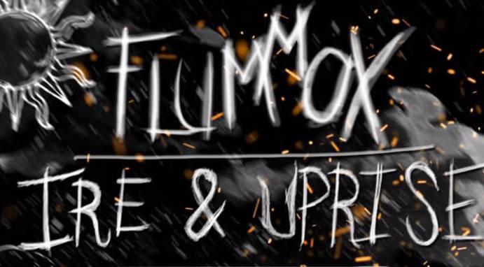 Identikit, Crusade, Flummox, Ire & Uprise